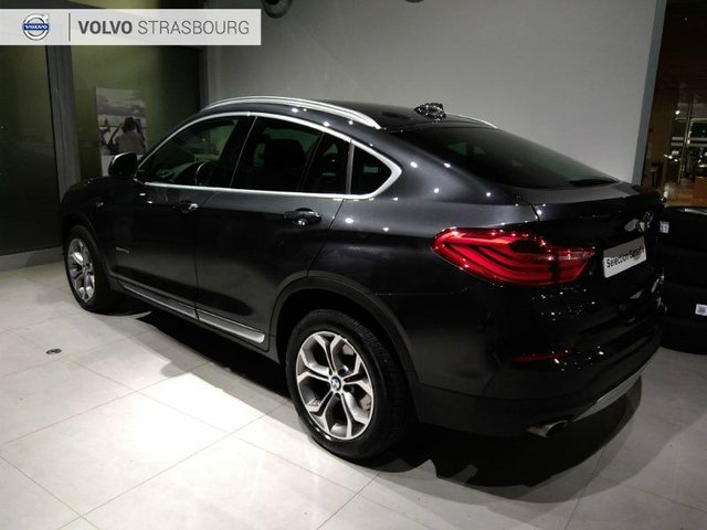 bmw x4 xdrive20da 190ch xline occasion hes9 9900286. Black Bedroom Furniture Sets. Home Design Ideas