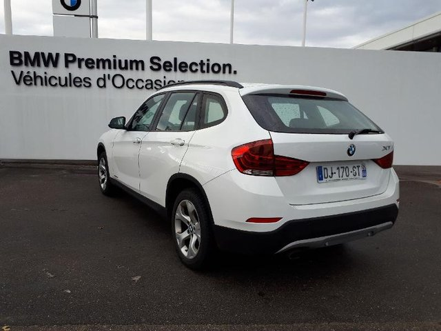 bmw x1 occasion xdrive18d 143ch lounge xenon 1er main charleville bm68c2 vo5826. Black Bedroom Furniture Sets. Home Design Ideas
