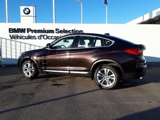 bmw x4 xdrive30da 258ch xline pack advanced xenon occasion bm68c2 vo5783. Black Bedroom Furniture Sets. Home Design Ideas