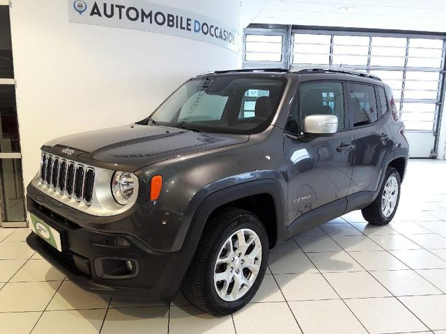 jeep renegade occasion 2 0 multijet 140ch limited 4x4 hirson hes8 804508. Black Bedroom Furniture Sets. Home Design Ideas