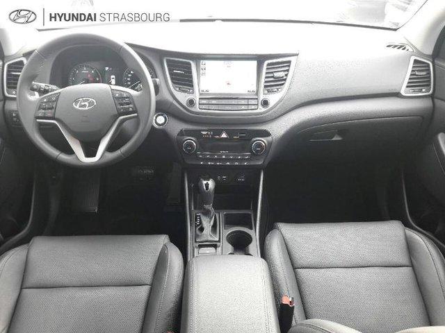 hyundai tucson occasion 1 7 crdi 141ch edition lounge 2wd dct 7 metz hes6 170239. Black Bedroom Furniture Sets. Home Design Ideas