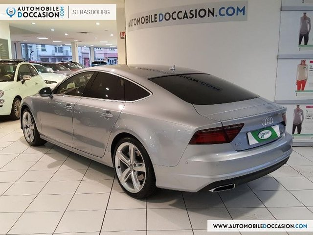 audi a7 sportback occasion 3 0 v6 tdi 272ch avus quattro s tronic 7 strasbourg hes8 804426. Black Bedroom Furniture Sets. Home Design Ideas
