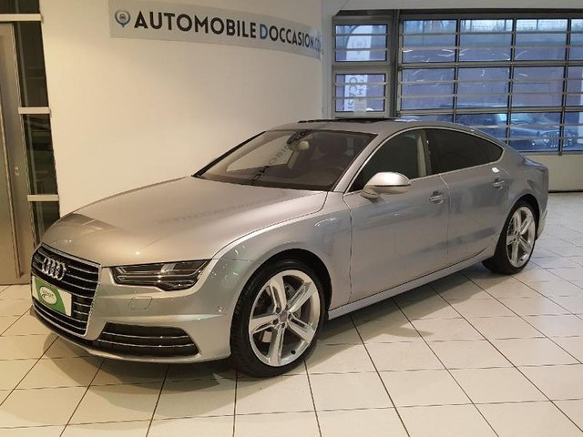 audi a7 sportback 3 0 v6 tdi 272ch avus quattro s tronic 7 occasion hes8 804426. Black Bedroom Furniture Sets. Home Design Ideas