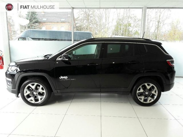 jeep compass 1 6 multijet ii 120ch limited 4x2 occasion hes2 vdjt106625. Black Bedroom Furniture Sets. Home Design Ideas