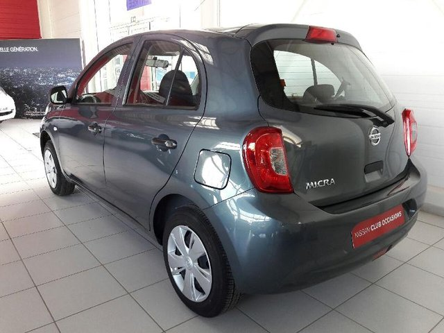 nissan micra occasion 1 2 80ch visia pack euro6 besancon hy21c1 1103653. Black Bedroom Furniture Sets. Home Design Ideas