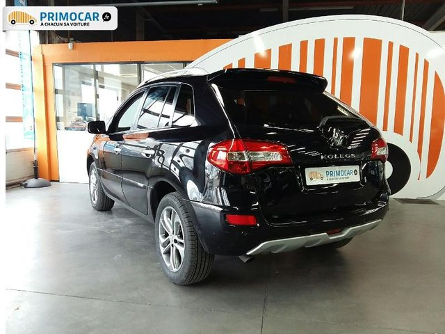 renault koleos 2 0 dci 150ch bose edition 4x4 bva occasion pas cher primocar. Black Bedroom Furniture Sets. Home Design Ideas