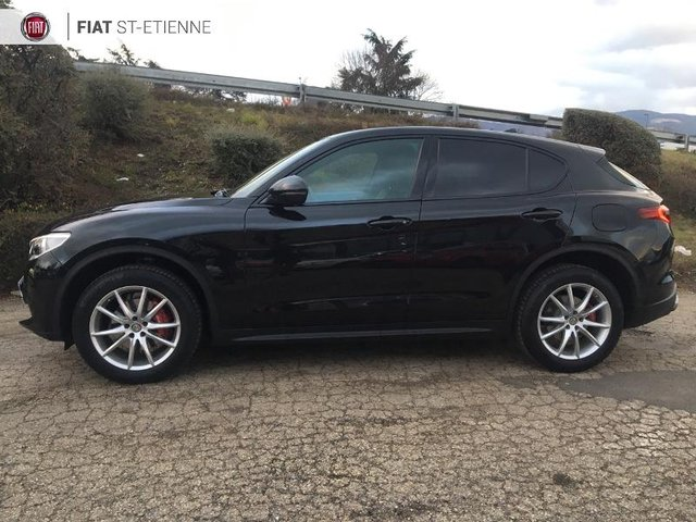 alfa romeo stelvio occasion 2 0t 280ch sport edition q4 at8 reims he13 vd18878. Black Bedroom Furniture Sets. Home Design Ideas