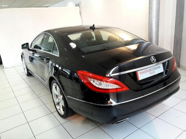 mercedes benz classe cls occasion 350 cdi be edition 1 metz hes4 43759. Black Bedroom Furniture Sets. Home Design Ideas