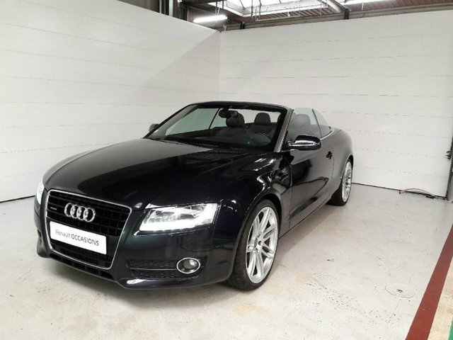 audi a5 cabriolet occasion 3 0 v6 tdi 240ch dpf ambition luxe quattro s tronic 7 saint avold. Black Bedroom Furniture Sets. Home Design Ideas