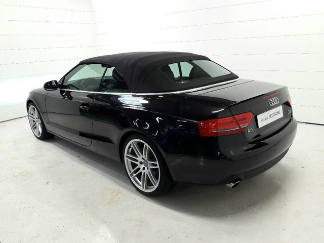 audi a5 cabriolet occasion 3 0 v6 tdi 240ch dpf ambition luxe quattro s tronic 7 nancy re57c4. Black Bedroom Furniture Sets. Home Design Ideas