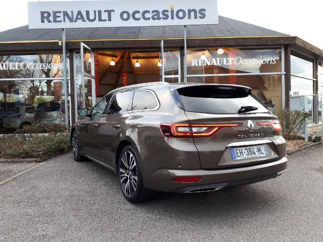 renault talisman estate 1 6 dci 160ch initiale paris edc occasion re68c2 171228. Black Bedroom Furniture Sets. Home Design Ideas