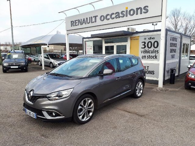 renault grand scenic occasion 1 5 dci 110ch business 7 pl metz re68m1 126545. Black Bedroom Furniture Sets. Home Design Ideas