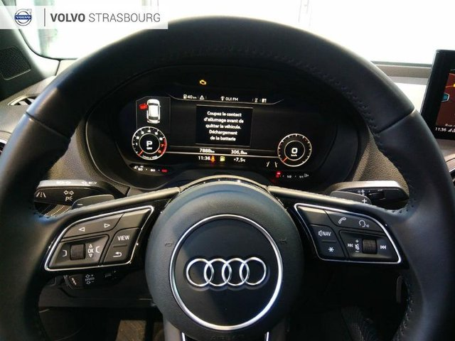 audi q2 occasion 1 4 tfsi 150ch cod design luxe s tronic 7 reims hes9 9900278. Black Bedroom Furniture Sets. Home Design Ideas