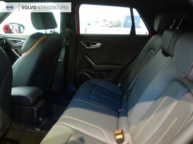 audi q2 occasion 1 4 tfsi 150ch cod design luxe s tronic 7 dijon hes9 9900278. Black Bedroom Furniture Sets. Home Design Ideas