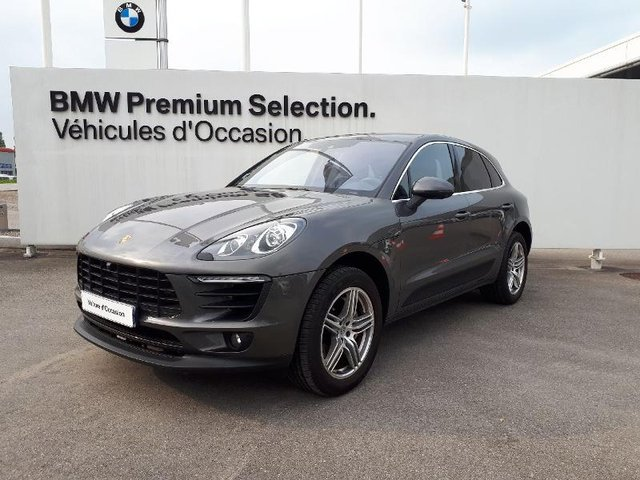 porsche macan occasion 3 0 v6 258ch s diesel pdk metz bm68c2 vo6123. Black Bedroom Furniture Sets. Home Design Ideas