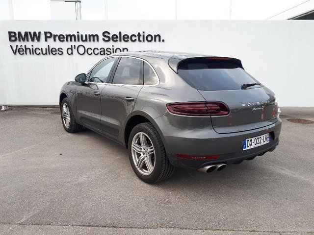 porsche macan occasion 3 0 v6 258ch s diesel pdk reims bm68c2 vo6123. Black Bedroom Furniture Sets. Home Design Ideas