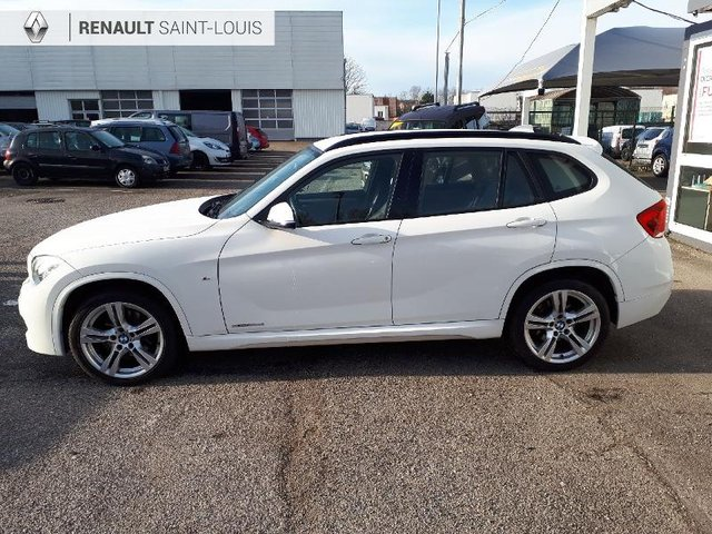 bmw x1 occasion xdrive25da 218ch m sport nancy re68m1 126722. Black Bedroom Furniture Sets. Home Design Ideas