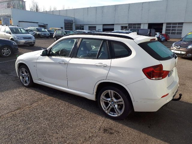 bmw x1 occasion xdrive25da 218ch m sport metz re68m1 126722. Black Bedroom Furniture Sets. Home Design Ideas
