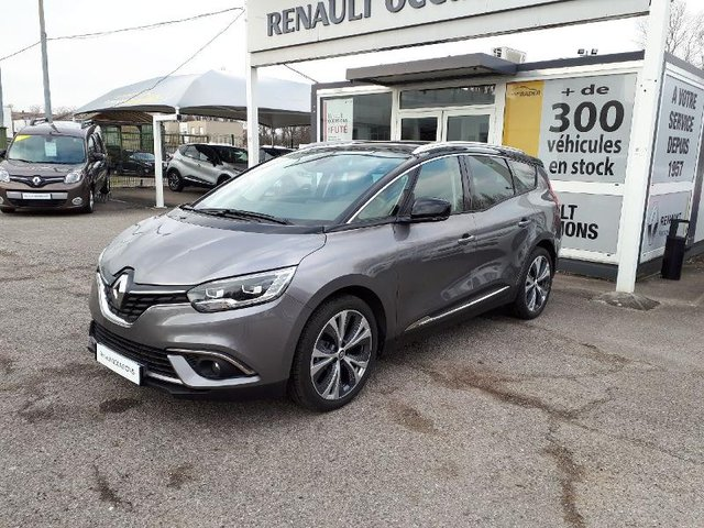 renault grand scenic occasion 1 6 dci 130ch energy intens metz re68m1 no034614. Black Bedroom Furniture Sets. Home Design Ideas