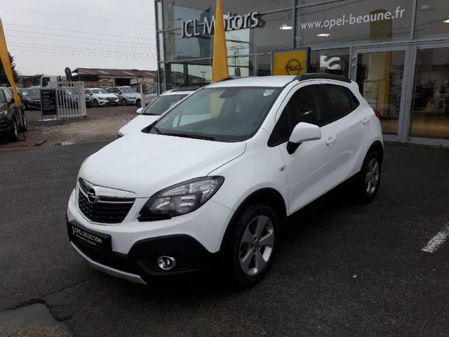 opel mokka occasion 1 7 cdti 130ch edition 4x2 metz pl21c1 102305. Black Bedroom Furniture Sets. Home Design Ideas