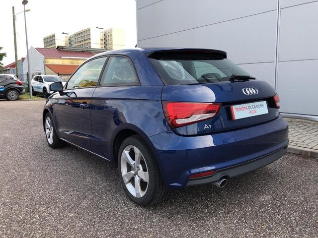 audi a1 1 4 tdi 90ch ultra ambiente s tronic 7 occasion. Black Bedroom Furniture Sets. Home Design Ideas