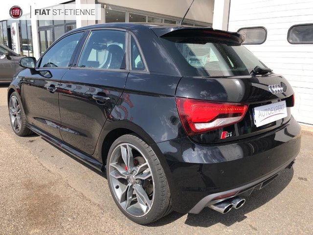 audi s1 sportback occasion 2 0 tfsi 231ch quattro s lestat he13 413840. Black Bedroom Furniture Sets. Home Design Ideas