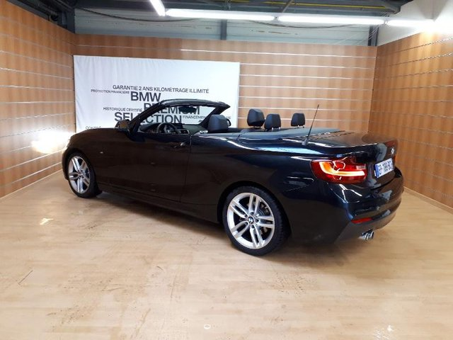 bmw serie 2 cabriolet occasion 220ia 184ch m sport strasbourg bm68c2 5921. Black Bedroom Furniture Sets. Home Design Ideas