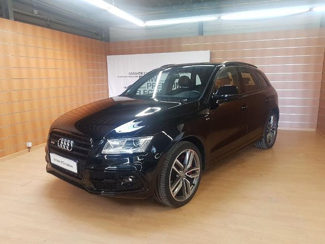 audi sq5 occasion 3 0 v6 bitdi 340ch plus quattro tiptronic dijon bm68c2 vo5969. Black Bedroom Furniture Sets. Home Design Ideas