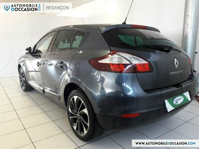 renault megane occasion 1 6 dci 130ch bose thionville he18 87817. Black Bedroom Furniture Sets. Home Design Ideas