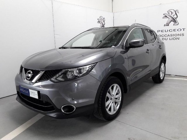 nissan qashqai 1 5 dci 110ch design edition occasion pe51c3 11770. Black Bedroom Furniture Sets. Home Design Ideas