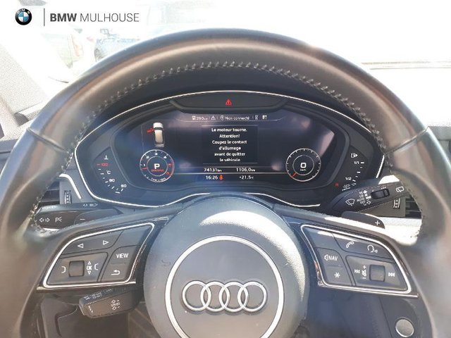audi a4 avant occasion 3 0 v6 tdi 272ch design luxe quattro tiptronic metz bm68c2 vo6043. Black Bedroom Furniture Sets. Home Design Ideas