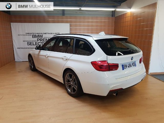 bmw serie 3 touring occasion 318ia 136ch m sport metz bm68c2 vo5970. Black Bedroom Furniture Sets. Home Design Ideas