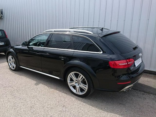 audi a4 allroad occasion 3 0 v6 tdi 245ch clean diesel ambition luxe quattro s tronic mulhouse. Black Bedroom Furniture Sets. Home Design Ideas