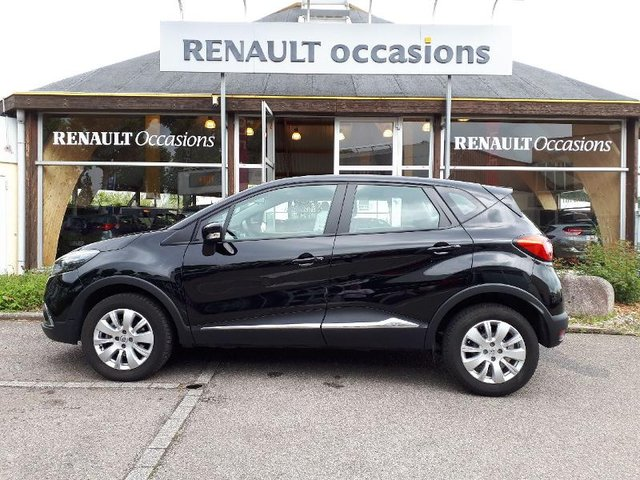 renault captur occasion 1 5 dci 110ch business metz re68c2 180553. Black Bedroom Furniture Sets. Home Design Ideas