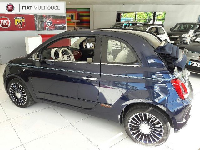 voiture fiat 500c occasion 1 3 multijet 16v 95ch riva hes2 19444 mulhouse. Black Bedroom Furniture Sets. Home Design Ideas
