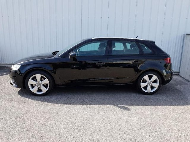 audi a3 sportback occasion 1 6 tdi 110ch ambition luxe reims he17 17483. Black Bedroom Furniture Sets. Home Design Ideas