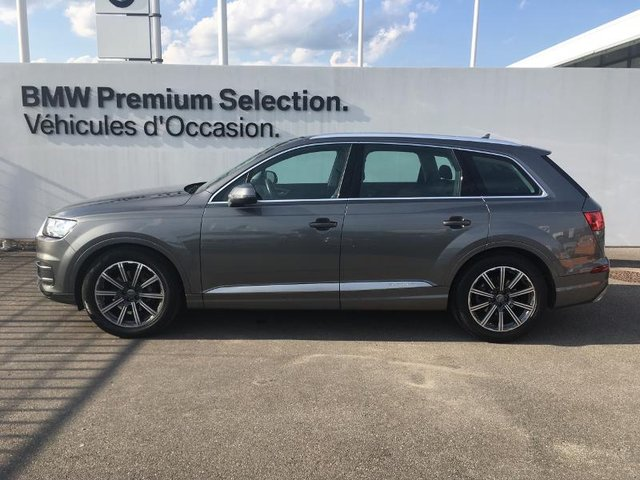 audi q7 3 0 v6 tdi 272ch clean diesel ambition luxe. Black Bedroom Furniture Sets. Home Design Ideas
