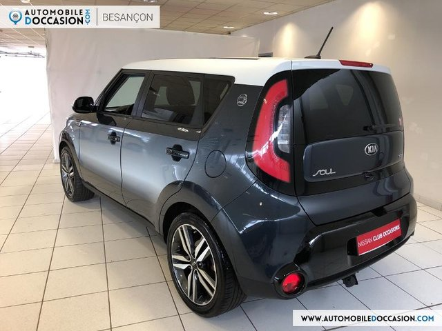 kia soul occasion 1 6 crdi 128ch spirit of soul besancon jn25c1 95313. Black Bedroom Furniture Sets. Home Design Ideas