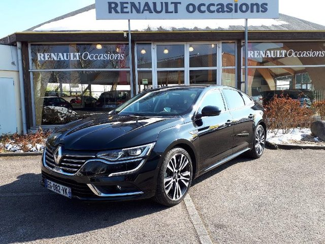 renault talisman occasion 1 6 dci 160ch initiale paris edc metz re68c2 180245. Black Bedroom Furniture Sets. Home Design Ideas