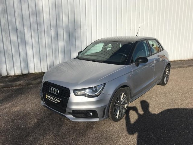 audi a1 sportback occasion 1 6 tdi 90ch s line reims he10 21022658. Black Bedroom Furniture Sets. Home Design Ideas