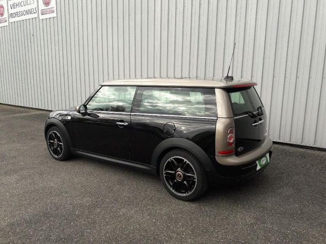 mini clubman cooper sd 143ch bond street occasion ft68c2. Black Bedroom Furniture Sets. Home Design Ideas