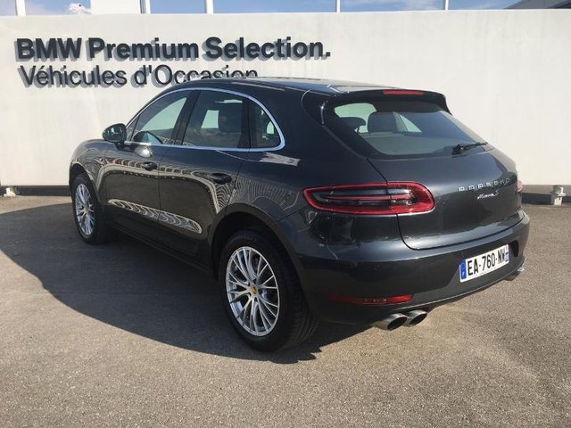 porsche macan occasion 3 0 v6 258ch s diesel pdk metz bm68c2 vo6317. Black Bedroom Furniture Sets. Home Design Ideas