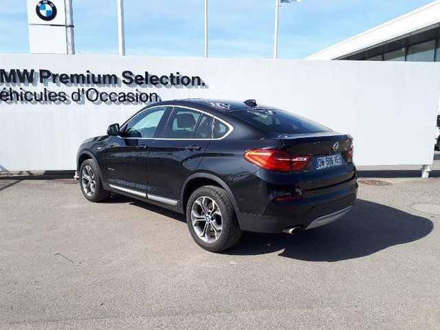 bmw x4 occasion xdrive20da 190ch xline metz bm68c2 vo6081. Black Bedroom Furniture Sets. Home Design Ideas