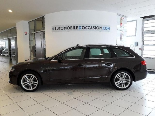 voiture audi a4 avant occasion 2 0 tdi 177ch dpf ambition luxe strasbourg. Black Bedroom Furniture Sets. Home Design Ideas
