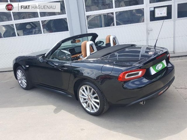 fiat 124 spider occasion 1 4 multiair 140ch lusso metz he25 vd2003029. Black Bedroom Furniture Sets. Home Design Ideas
