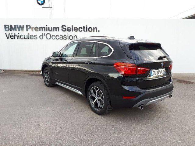 bmw x1 occasion xdrive20da 190ch xline strasbourg bm68c2 vo6074. Black Bedroom Furniture Sets. Home Design Ideas