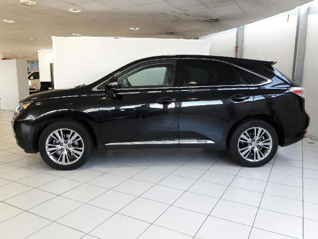 lexus rx 450h 4wd shadow line 1er main occasion hes4 43951. Black Bedroom Furniture Sets. Home Design Ideas