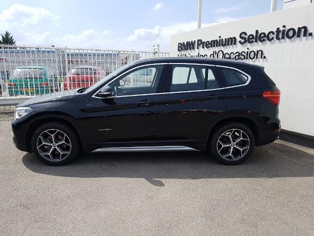 bmw x1 occasion xdrive18d 150ch xline metz bm68c2 vo6131. Black Bedroom Furniture Sets. Home Design Ideas