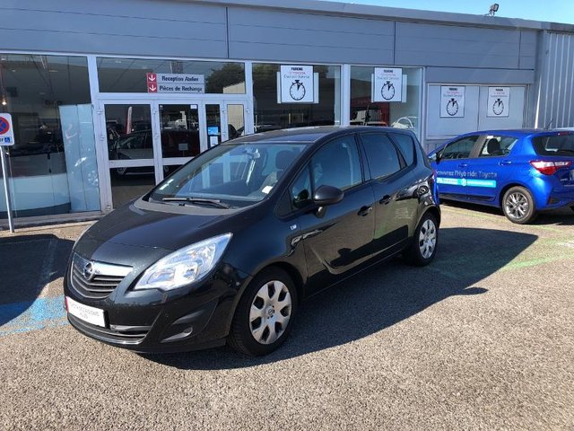 voiture occasion opel meriva thionville toyota thionville. Black Bedroom Furniture Sets. Home Design Ideas