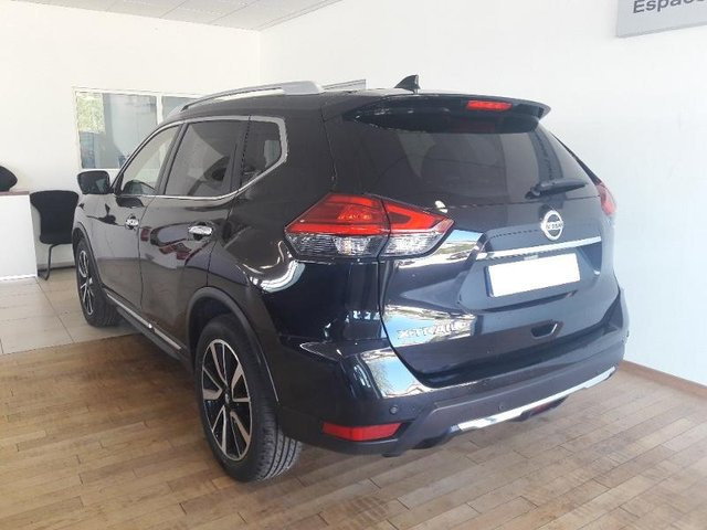 nissan x trail 1 6 dci 130ch tekna all mode 4x4 i 7 places occasion jn25c1 vd970373. Black Bedroom Furniture Sets. Home Design Ideas